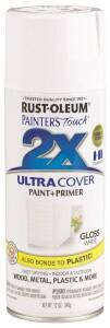 Rust-Oleum 249090 Painter's Touch Spray Paint And Primer White
