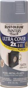Rust-Oleum 249066 Painter's Touch Spray Paint And Primer Slate Blue
