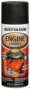 Rust-Oleum 248938 Automotive Engine Enamel Spray Paint Black