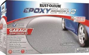 Rust-Oleum 251965 EpoxyShield Gray Garage Floor Coating Kit