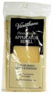 Varathane 989731 Replacement Applicator For Oil Based Finishes