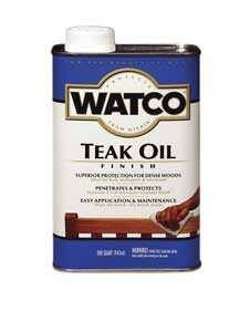 Watco 67141 Teak Oil Finish Quart