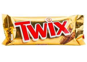 Mars, Inc. 2703 Twix Caramel Cookie Bars