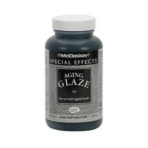 Lancaster Distributing 1202764614 Aging Glaze Pickling White 1/2 Pt