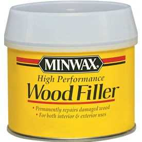 Minwax 2742621600 Wood Filler 12 oz