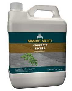 Duckback 4075565504 Mason's Select Concrete Etcher 1 Gal