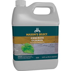 Duckback 4075565004 Mason's Select Concrete Cleaner 1 Gal