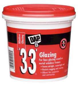 Dap 7079812122 Glazing 33 Qt White