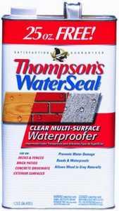 Thompsons TH.068123-99 Water Seal 1.2 Gal Bonus Voc