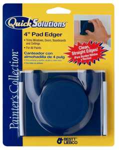 Quick Solutions 991824400 Edger Pad 2wheel 4 in