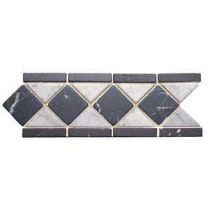 Building Materials, Inc. SPEC BUY Tile Liner Assorted 4x12