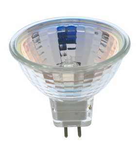 Satco Nuvo Lighting S3461 20 Watt Mr16 Halogen Bulb Warm White