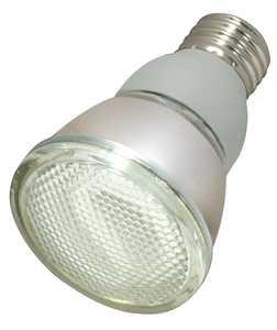 Satco Nuvo Lighting S7207 50-Watt Equivalent Warm White Par20 Reflector CFL Light Bulb