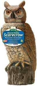 Dalen DNRH04 Rotating Head Owl Scarecrow