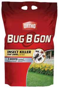 Ortho 0167335 Bug B Gon Max Insect Granules 20lb