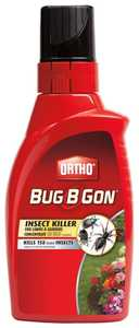 Ortho 0175810 Bug B Gon Max Insect Concentrate 32 oz