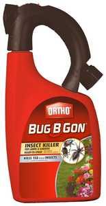 Ortho 0175910 Bug B Gon Max Insect Spray 32 oz
