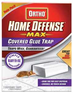 Ortho 0320410 Home Defense Max Glue Traps 2pk