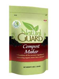 Natural Guard 42194 Compost Maker 3lb