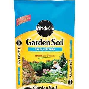 Scotts Miracle-Gro 73351300 Trees & Shrubs Garden Soil 1cf