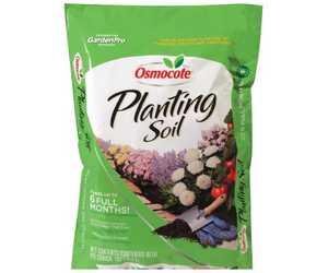 Osmocote 73451940 Osmocote Flower & Vegetable Planting Soil 1cf