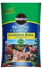Miracle-Gro 73651300 Moisture Control Garden Soil 1cf