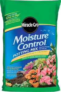 Miracle-Gro 75551300 Miracle Gro Moisture Control Potting Mix 1cf