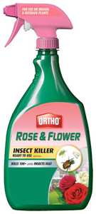 Ortho 0345020 Rose Pride Insect Killer Rtu 24 oz