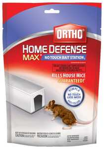 Ortho 0351010 Home Defense Max No Touch Mouse Bait 2pk