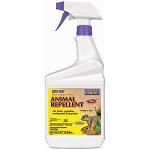 Bonide 127 Hot Pepper Wax Animal Repellent Qt