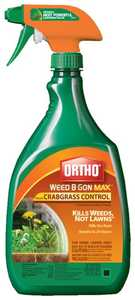 Ortho 0421070 Weed B Gon Max + Crabgrass Control 24 oz