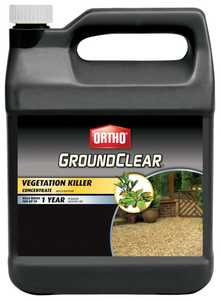 Ortho 0430610 GroundClear Vegetation Killer 2 Gal Concentrate