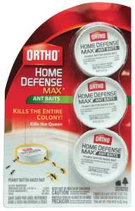 Ortho 0464610 Home Defense Max Ant Bait 3pk