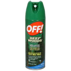 Johnson JO1842 Deep Woods Off Aerosol 6 oz