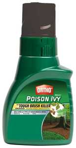Ortho 474010 Poison Ivy Max And Tough Brush Killer Concentrate, 16-Ounces