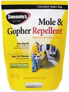 Sweeneys 7001 Sweeney Mole & Gopher Granules 4lb