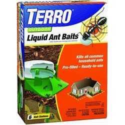 Terro 1806 Outdoor Liquid Ant Bait Bonus