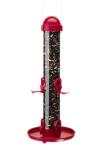 Opus 463-4 Mixed Seed Feeder With Tray