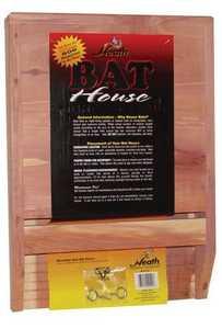 HEATH MFG BAT1 Bat House Small
