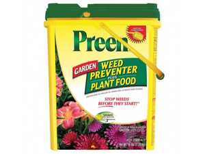 Preen 2163907 Preen+ Plant Food Drum 16lb