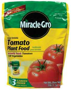 Miracle-Gro 1000441 Miracle Gro Tomatoes 3lb