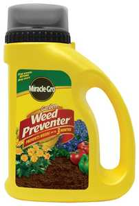 Scotts Miracle-Gro 1004751 Garden Weed Preventer 5 Lb
