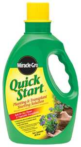 Miracle-Gro 1005561 Miracle Gro Quick Start 48 oz