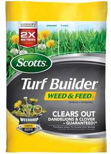 Scotts 25006A Turf Builder Weed & Feed - 15000 Sq Ft