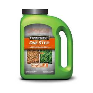 GENERIC CHEMICAL 100522283 One Step Complete Bermudagrass Mulch Jug 5 Lbs