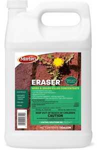 Martins MT4319 Eraser Weed & Grass Killer 41% Concentrate 1 Gal