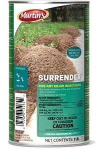 Martins MT4964 Surrender Fire Ant Killer 1 Lbs