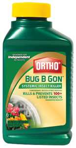 Ortho 1600610 Bug B Gon Systemic Concentrate 16 oz