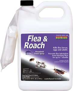 Bonide BP578 Flea & Roach Insect Spray- House Guard Ready To Use 1 Gal