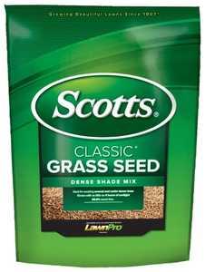 Scotts 17290 Scotts Classic Dense Shade Grass Seed 3lb